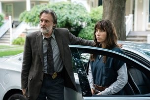 "Bill Pullman und Jessica Biel in Staffel 1 der Netflix-Serie ""The Sinner"""