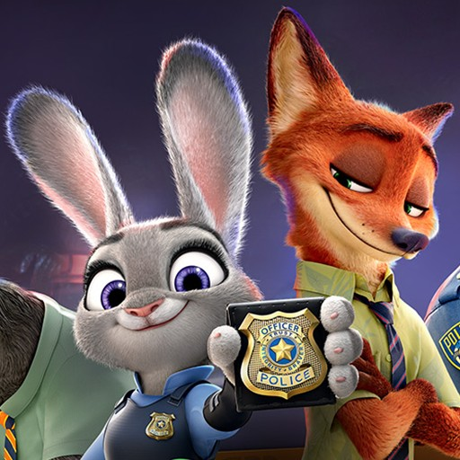 Zootropolis Crime Files: Hidden Object