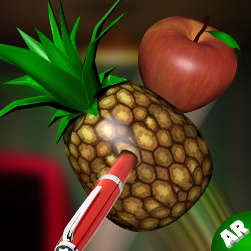 AR Pine Apple Pen