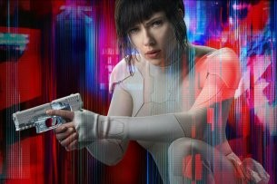 "Starpower schlägt Filmklassiker: Scarlett Johansson als Cyborg-Amazone ""Major"" im US-Remake von ""Ghost in the Shell"""