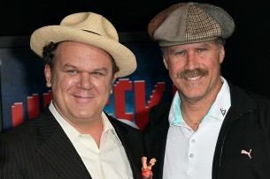 Spaßiges Duo: John C. Reilly und Will Ferrell